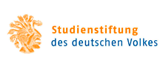 stipendiary of the German Academic Scholarship Foundation[br]Max Weber Fellowship