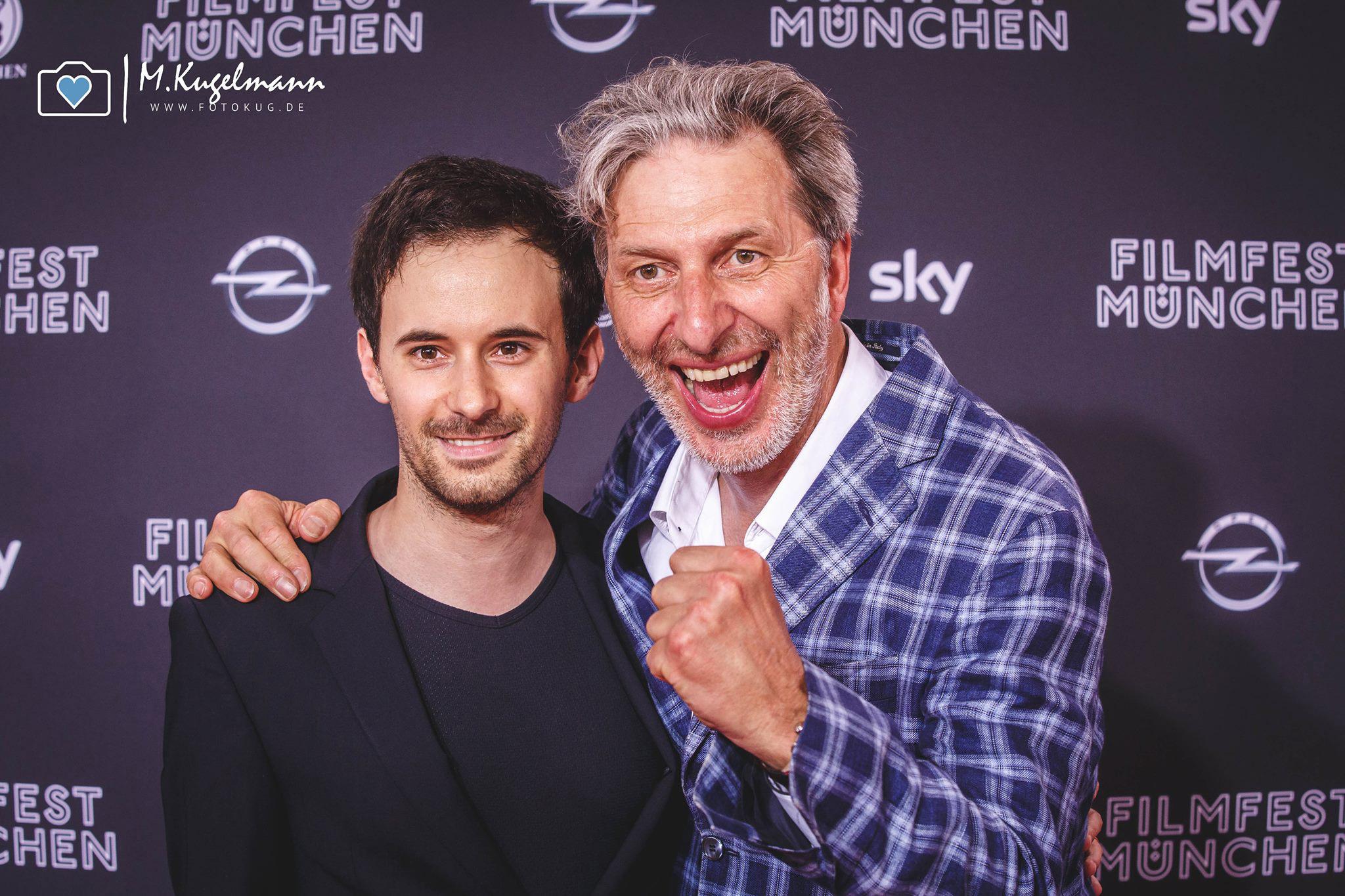 Matthias Lang und Rufus Beck